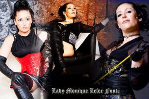 Lady Monique Lefer – Se abren las puertas de mis dominios…