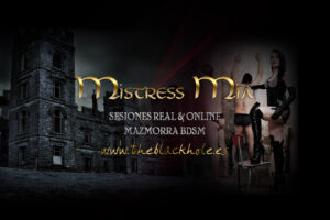 Mistress Mia – Dominante por naturaleza