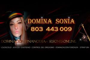 Findom Sonia – Dominación Financiera