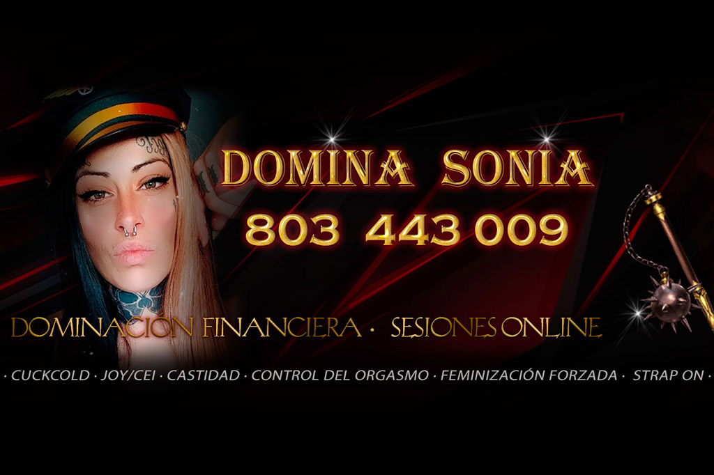 Findom Sonia – Dominación Financiera